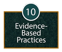 Domain 10: Evidence-Based Practices