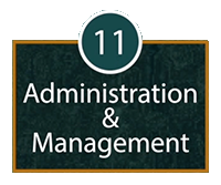 Domain 11: Administration & Management