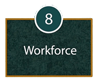 Domain 8: Workforce